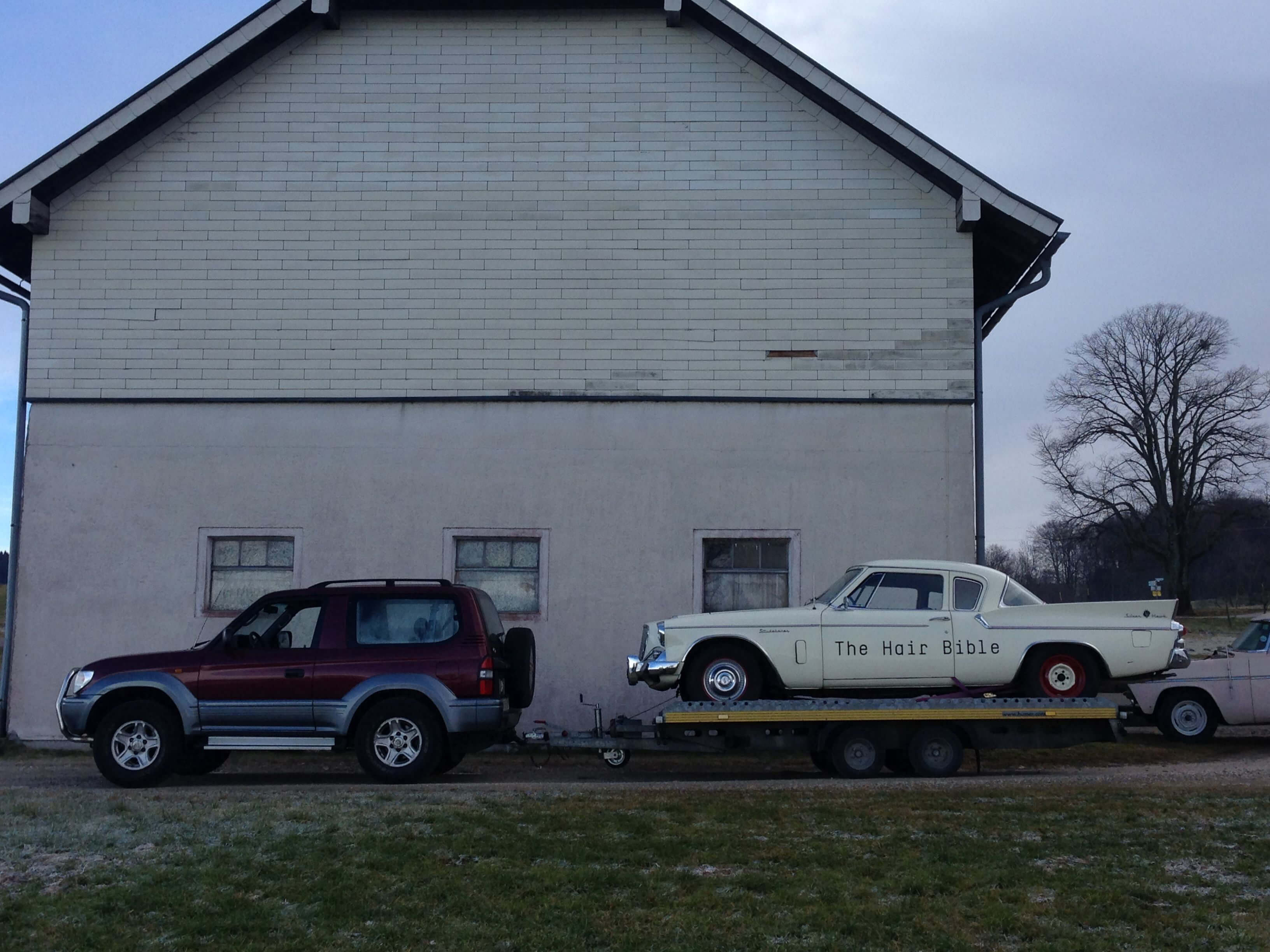 Studebaker verkaufen privat
