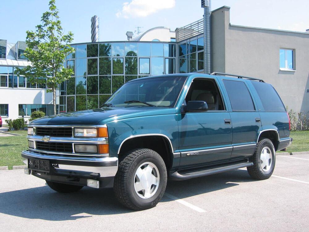Chevrolet Ankauf