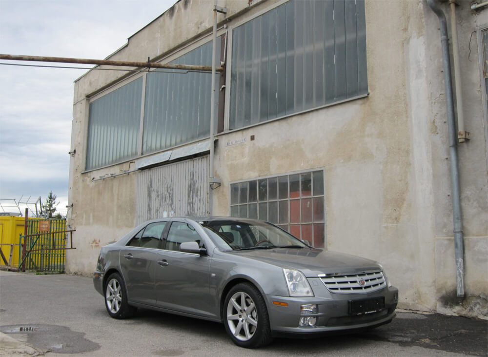 US Cadillac Ankauf