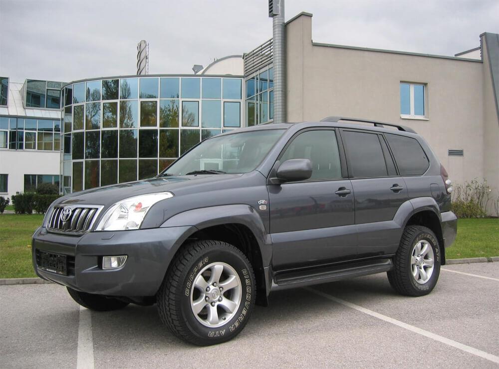 Toyota Landcruiser verkaufen
